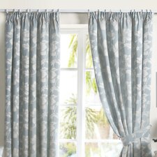 Curtina Renoir Lined Pencil Pleat Curtains