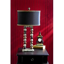 "Marble 29"" H Table Lamp"