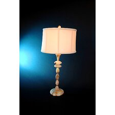 "Chartreuse 31.25"" H Piano Table Lamp with 3-Way Switch"