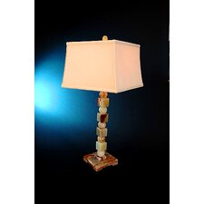 "Chartreuse 32"" H Piano Table Lamp"