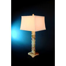 "Chartreuse 32.5"" H Piano Table Lamp"