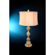 "Chartreuse 30.5"" H Piano Table Lamp with 3-Way Switch"