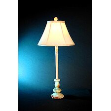 "Chartreuse 30"" H Piano Table Lamp with 3-Way Switch"