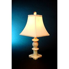 """Chartreuse 21.75"""" H Piano Table Lamp"""