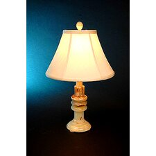 "Chartreuse 21.25"" H Piano Table Lamp"