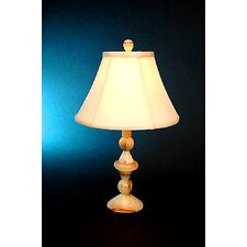"Chartreuse 22"" H Piano Table Lamp with 3-Way Switch"