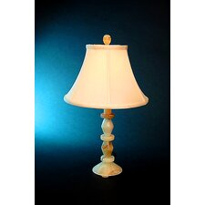 """Chartreuse 22"""" H Piano Table Lamp"""