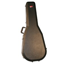 Molded 12-String Dreadnought Guitar Case