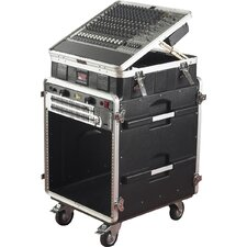 <strong>Gator Cases</strong> Pop-Up Console Audio Rack