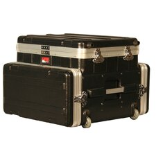 Laptop or Mixer Case Over 4U Audio Rack