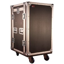 Pop-Up Console Audio Road Rack Case