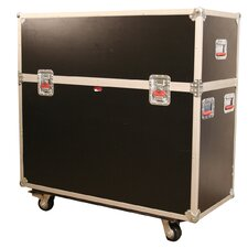 "65"" LCD / Plasma Lift Road Case"