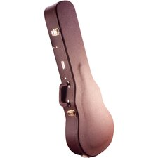 335 - Style Deluxe Wood Guitar Case