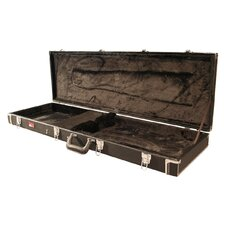Deluxe Wood Bass Guitar Case