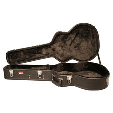 Deluxe Wood Jumbo Acoustic Guitar Case