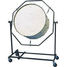 <strong>Gator Cases</strong> Marching Suspended Bass Drum Stand Foot Rest