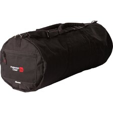 "Hardware Drum Bag with Wheels and Molded Reinforced Bottom: 18"" H x 46"" W x 18"" D"