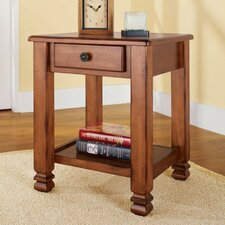 Summit Mountain End Table