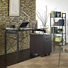 Standard Writing Desk Office Suite