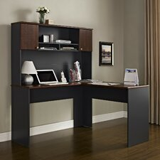 The Works L-Shape Desk Office Suite