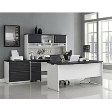 Pursuit Executive Desk Office Suite