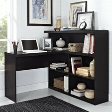 Trilium Way Sit / Stand L-Shape Desk