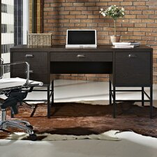 Stratton Double Ped Computer Desk