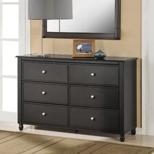 Winslow 6 Drawer Wide Storage Chest