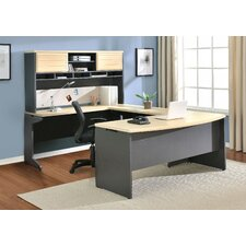 Benjamin U-Shape Desk Office Suite