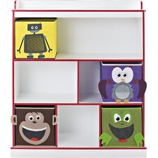 "Kids 3 Shelf 45.52"" Bookcase"