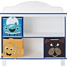 "Benny 2 Shelf 35.43"" Bookcase"