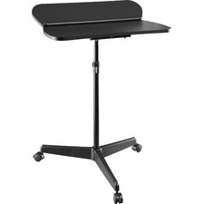 Adjustable Tablet / Laptop Cart