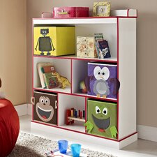Kids 3 Shelf Bookcase