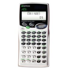 Solar Powered 455-Function Scientific Calculator