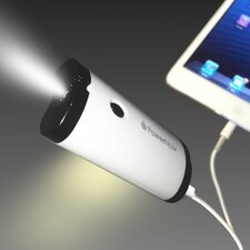 PowerNow Grande Rechargeable Power Bank with Flashlight & Lantern