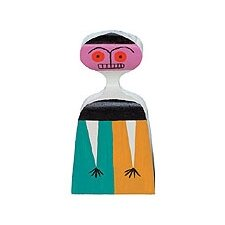 <strong>Vitra</strong> Vitra Design Museum - Wooden Dolls no. 3 by Alexander Girard