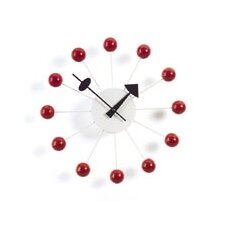 "Vitra Design Museum 13"" Ball Wall Clock"