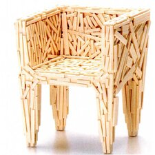 Miniatures Favela Chair Sculpture