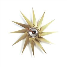 "Vitra Design Museum Oversied 30.11"" Turbine Wall Clock"