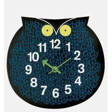 Zoo Timers Wall Clocks - Omar the Owl