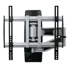 "Iron Arm Articulating Arm/Tilt/Swivel Wall Mount for 26"" - 52"" Flat Panel Screens"