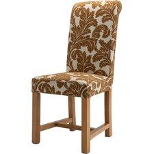 Chicago Kensington Floral Oak Dining Chair (Set of 2)