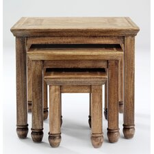 Mustique 3 Piece Nest of Tables