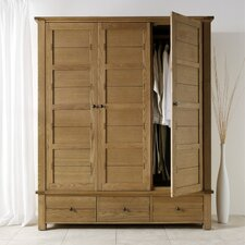 Chiltern Triple Wardrobe