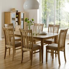 Bellano 7 Piece Extendable Dining Set