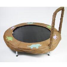 "Bouncer Dinosaurs 48"" Trampoline"