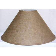 "23"" Linen Empire Lamp Shade"