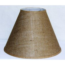 "17"" Fabric Empire Lamp Shade"