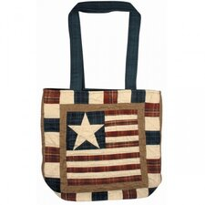Stars and Stripes Tote Bag
