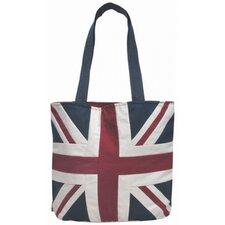 London Patriotic Tote Bag
